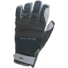 Sealskinz Waterproof All Weather MTB Gloves black/grey